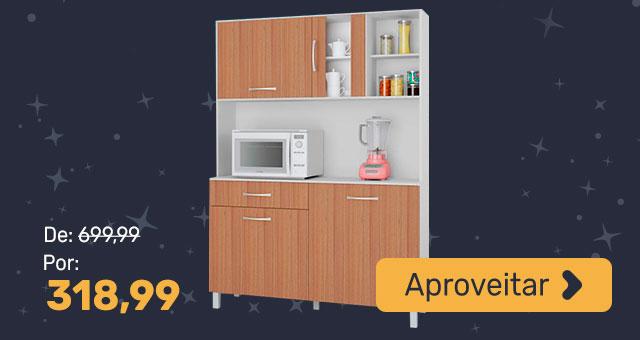 Cozinha compacta Viena