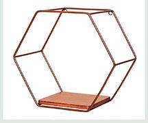 Nicho Hexagonal Katarine
