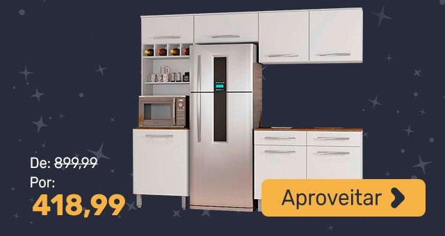 Cozinha compacta Lorena