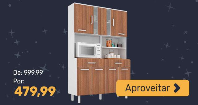 Cozinha compacta Atenas