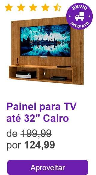 """Painel para TV 47"""" Slim"""